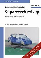 Super-conductivity : fundamentals and applications