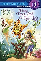 Please don't feed the tiger lily!