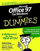 Microsoft Office 97 for Windows for dummies