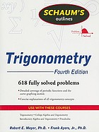 Trigonometry : with calculator-based solutions
