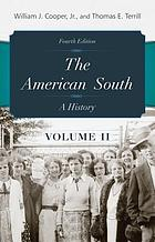 The American South a history