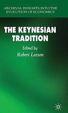 The Keynesian tradition