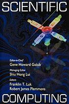 Proceedings of the Workshop on Scientific Computing : Hong Kong, 10-12 March, 1997