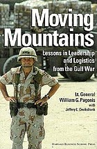 Moving mountains : lessons in leadership and logistics from the Gulf War