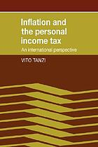 Inflation and the personal income tax : an international perspective