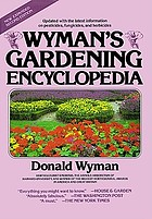 Wyman's gardening encyclopedia