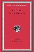 Caesar. The civil wars, with an English translation by A.G. Peskett