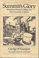 Summit's glory : sketches of Buchtel College and the University of Akron
