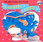 The little engine that could : Valentine's Day surprise!