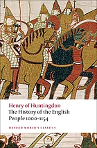 Historia Anglorum : the history of the English people