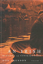 An Irish history of civilization