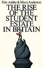 The rise of the student estate in Britain