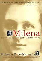 Milena the tragic story of Kafka's great love
