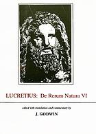 De rerum natura VI