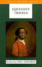 Equiano's travels; the interesting narrative of the life of Olaudah Equiano or Gustavus Vassa, the African