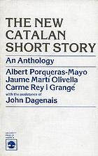 The new Catalan short story : an anthology