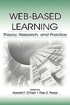 Web-based learning : theory, research, and practice