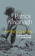 A poet's country : selected prose