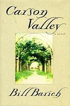 Carson Valley : a novel