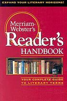 Merriam-Webster's Reader's handbook