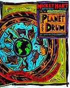 Planet drum : a celebration of percussion and rhythm