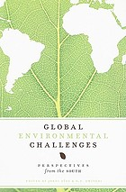 Global environmental challenges : perspectives from the South