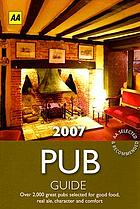The pub guide 2007