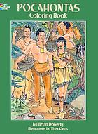 Pocahontas : coloring book