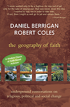 The geography of faith : underground conversations on religious, political, and social change