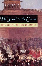 The jewel in the crown; a novel