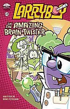 Larryboy and the amazing Brain-twister