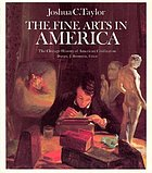 The fine arts in America