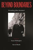 Beyond boundaries : rereading John Steinbeck