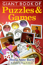 Giant book of puzzles & games