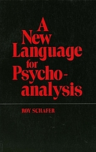 A new language for psychoanalysis