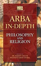 ARBA in-depth. Philosophy and religion