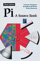 Pi, a source book