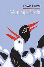 Mating birds