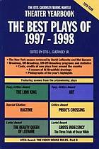 The best plays of 1998-1999