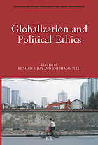 Globalization and political ethics