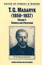 T.G. Masaryk (1850-1937)