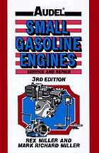 Small gasoline engines : service and repair