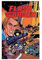 Flash Gordon comic book archives