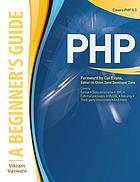 PHP : a beginner's guide
