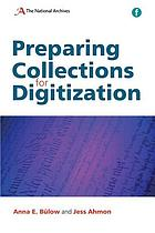 Preparing collections for digitization