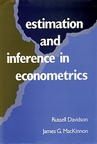 Estimation and inference in econometricsEstimation and inference in econometrics