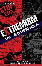 Extremism in America : a reader