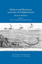 Diderot and Rousseau : networks of Enlightenment