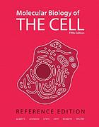 Molecular biology of the cell reference edition