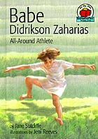 Babe Didrikson Zaharias : all-around athlete